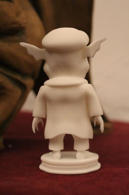 Image for Gavroche figurine, back